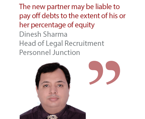 Dinesh Sharma Head of Legal Recruitment Personnel Junction