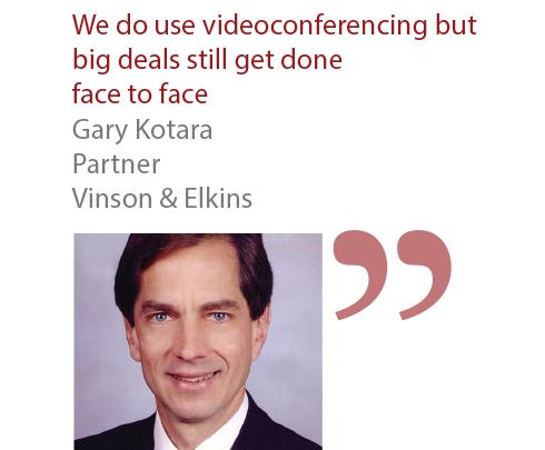 Gary Kotara Partner Vinson & Elkins