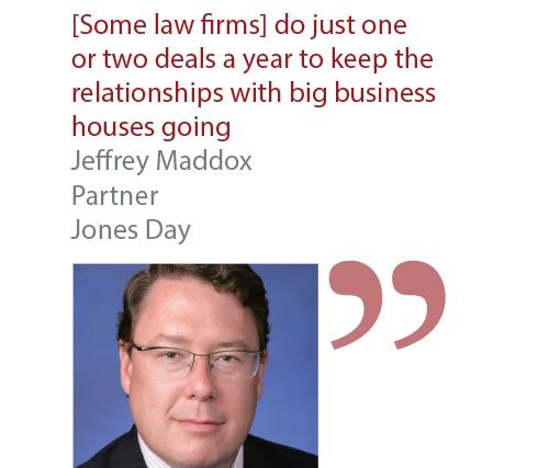 Jeffrey Maddox Partner Jones Day