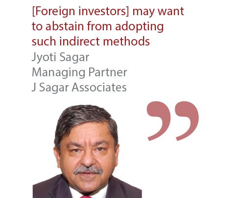 Jyoti Sagar Managing Partner J Sagar Associates