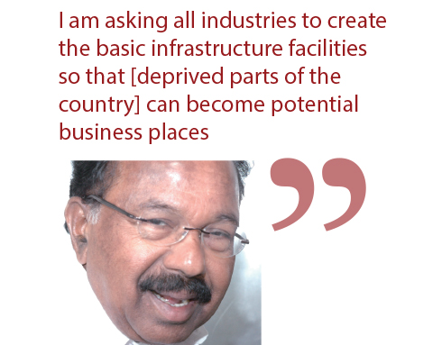 M Veerappa Moily Minister of Corporate Affairs 5