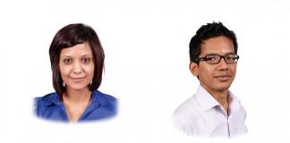Megha Gupta and Abhijeet Das, Trilegal
