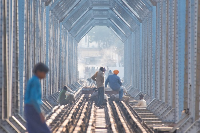 India infrastructure project construction