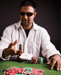Risky business: Gamblers and investors alike face considerable uncertainties in India's gaming industry.
