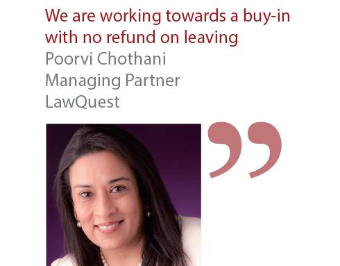 Poorvi Chothani Managing Partner LawQuest