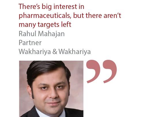 Rahul Mahajan Partner Wakhariya & Wakhariya