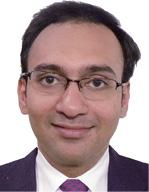 Rahul Jain Associate Economic Laws Practice