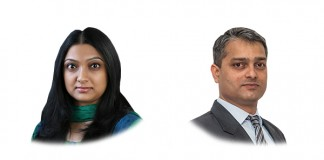 Rashmi Pradeep and Abe Abraham, Cyril Amarchand Mangaldas