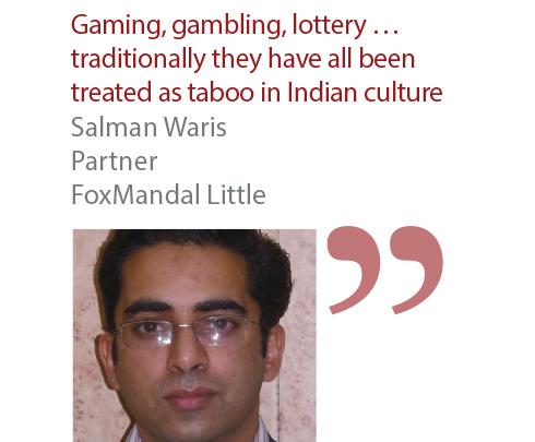 Salman Waris Partner FoxMandal Little