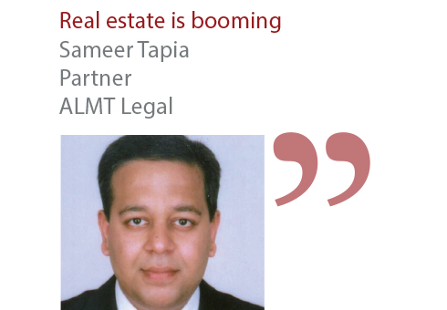 Sameer Tapia Partner ALMT Legal