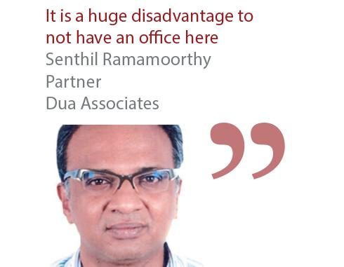 Senthil Ramamoorthy Partner Dua Associates