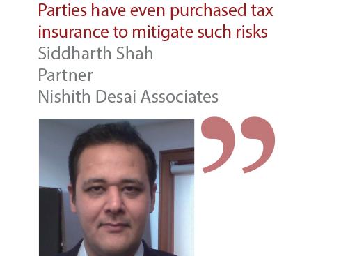 Siddharth Shah Partner Nishith Desai Associates