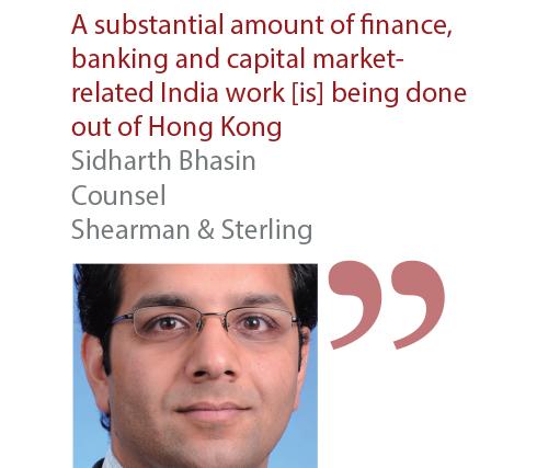 Sidharth Bhasin Counsel Shearman & Sterling