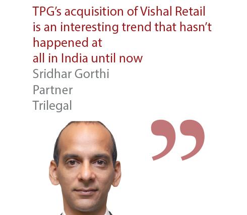 Sridhar Gorthi Partner Trilegal