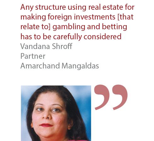 Vandana Shroff Partner Amarchand Mangaladas