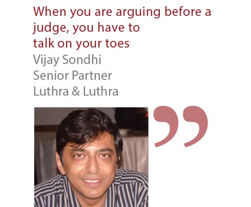 Vijay Sondhi Senior Partner Luthra & Luthra