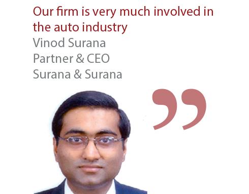 Vinod Surana Partner & CEO Surana & Surana