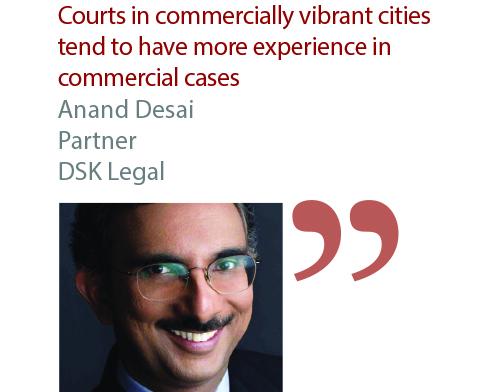 Anand Desai Partner DSK Legal