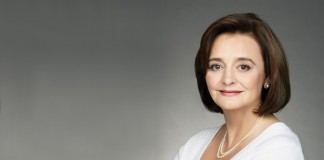 Cherie Blair talks about trade, equality and cooperation
