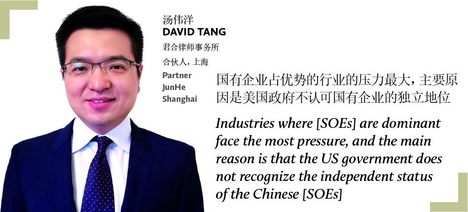 David Tang Partner JunHe Shanghai