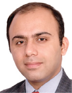 Dhruv Suri Associate PSA, Legal Counsellors