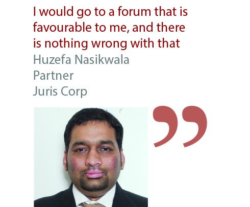 Huzefa Nasikwala Partner Juris Corp