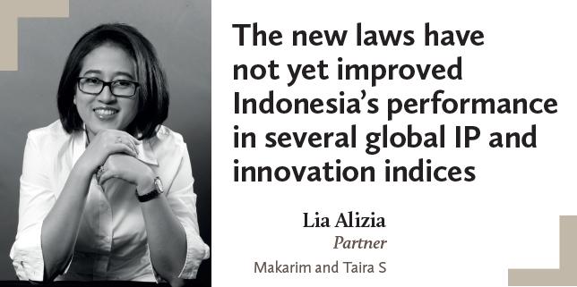 Liz Alizia, Partner, Makarim and Taira S