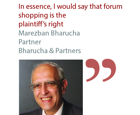 Marezban Bharucha Partner Bharucha & Partners