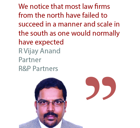 R Vijay Anand Partner R&P Partners