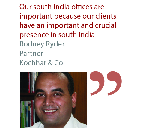Rodney Ryder Partner Kochhar & Co