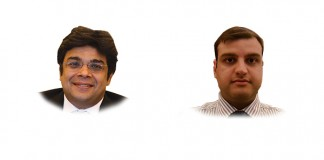 A feature photo of Rohan Shah and Ranjeet Mahtani