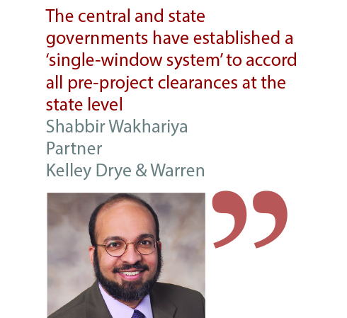 Shabbir Wakhariya Partner Kelly Drye & Warren