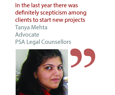 Tanya Mehta Advocate PSA legal Counsellors