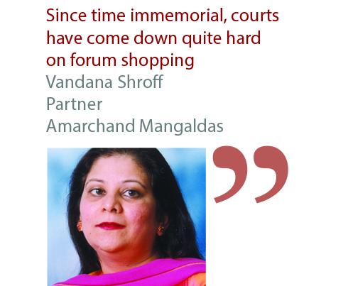 Vandana Shroff Partner Amarchand Mangaldas