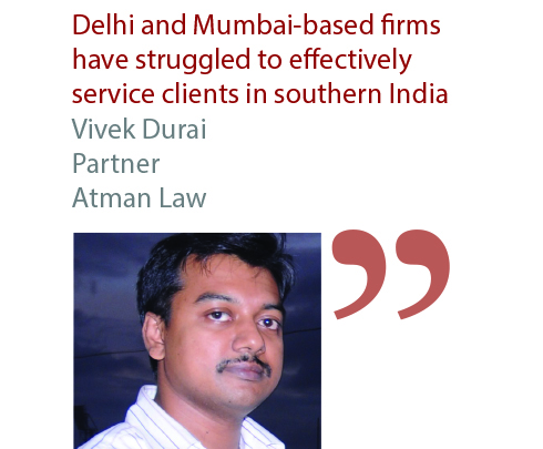 Vivek Durai Partner Atman Law