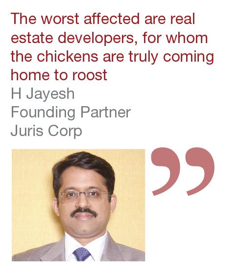 H Jayesh Founding Partner Juris Corp