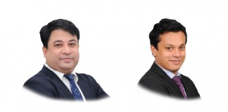 Pranjal Bora, and Rakesh, J., Luthra & Luthra Law Offices