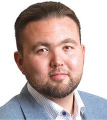 Shaimerden Chikanayev Partner and Head of Banking & Finance Practice, GRATA Law Firm