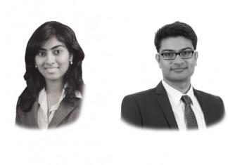 Shruti Rajan and Rohan Banerjee, Cyril Amarchand Mangaldas