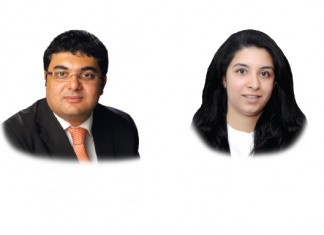 Vivek Vashi and Aditi Bhansali, Bharucha & Partners