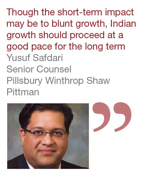Yusuf Safdari Senior Counsel Pillsbury Winthrop Shaw Pittman
