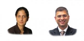 Alka Bharucha and Justin Bharucha, Bharucha & Partners