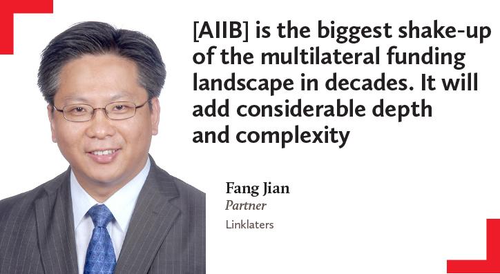 Fang Jian, Partner, Linklaters