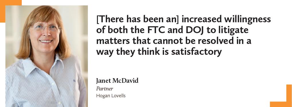 Janet McDavid, Partner, Hogan Lovells