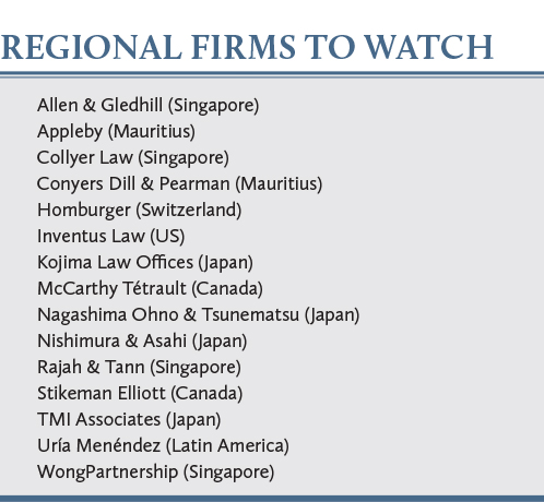 Top international law firms in India | India Business Law Journal