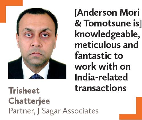 Trisheet Chatterjee, Partner, J Sagar Associates