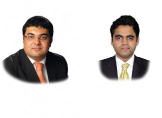 Vivek Vashi and Ttkarsh Srivastava, Bharucha Partners