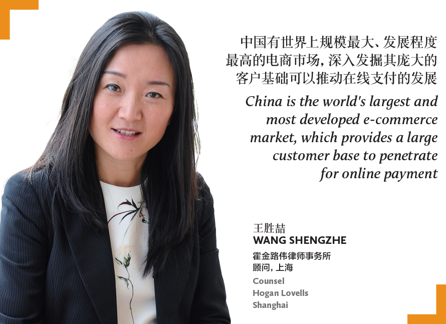 Wang Shengzge, Counsel, Hogan Lovells
