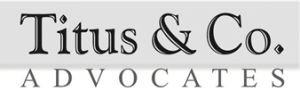 Titus&Co law firm lawyer