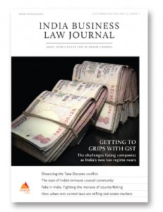 Cover - Getting to grips with GST